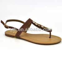 RMC Adjustable Buckle Padded Footed Ladies Fancy Sandal