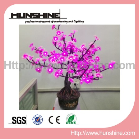 beautiful decoration cherry christmas tree led branch lights