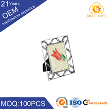 Reusable self-adhesive funny flower sex photo frame glass