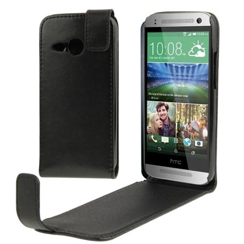 Vertical Flip Leather Case for HTC One Mini 2
