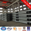 Galvanized Electric Power Steel Pole For