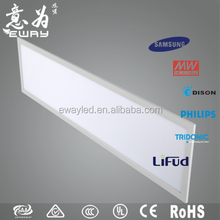 suspended ceiling office lighting high quality 300x1200 600x600 led panel light 42w