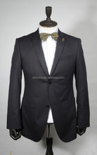 2017 top quality MTM Wedding suits for men With CMT price