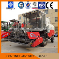 Hot sale 4LZ-2 wheat cutting machines wheat harvest machine
