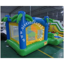 Pvc Tarpaulin Bouncers Slide With Net For Hot Sale,Bounce House Jump Moonwalk For Hire