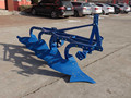Farm equipment steel furrow plough parts with 5 blades