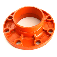 Custom production plastic water supply drainage upvc flange