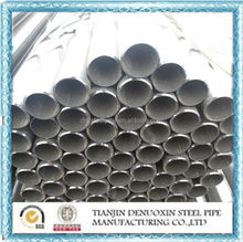 Galvanized Steel Pipe For Fluid In Tianjin