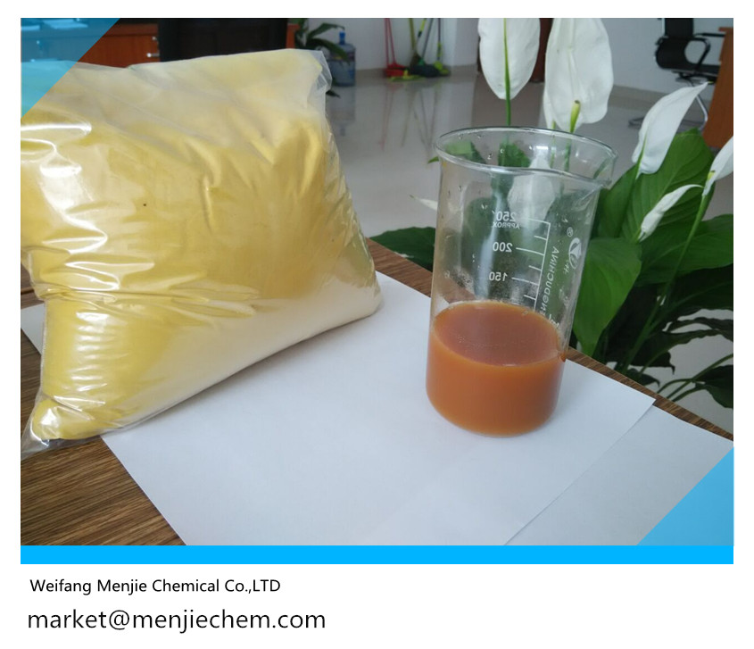 poly aluminium chloride for water treatment/PAC