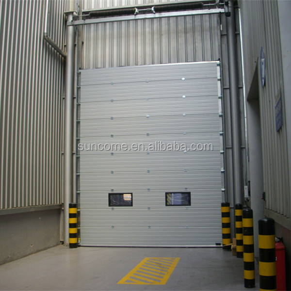 Sectional Garage Doors Product : China manufacturer sectional industrial garage door buy