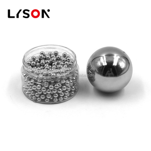 magnetic gazingc function hardness index hrc 60/64 steel ball 16mm
