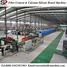 SINOPOWER MACHINES!Fiber Cement Board Production Line,Fiber Cement Making Machines,Corrugated Roof Tile Making Plant