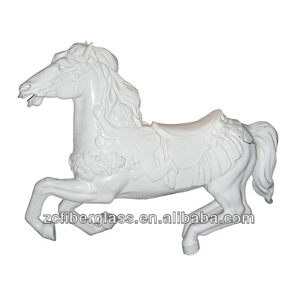 Amusement Park Small Carousel Horses For Sale