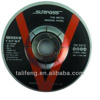 high quality grinding wheel for metal