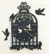 Beautiful Clock Dial Made Of Felt