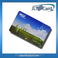 ISO14443A CR80 RFID NFC 13.56Mhz ultralight card for access control
