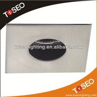 die-casting recessed halogen downlight trims