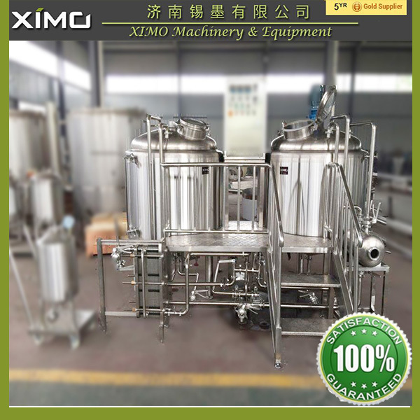 Commercial Industrial Pub Micro Beer Brewery Equipment
