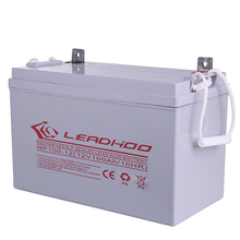 DEEP CYCLE LEAD ACID STORAGE BATTERY 12V 100A