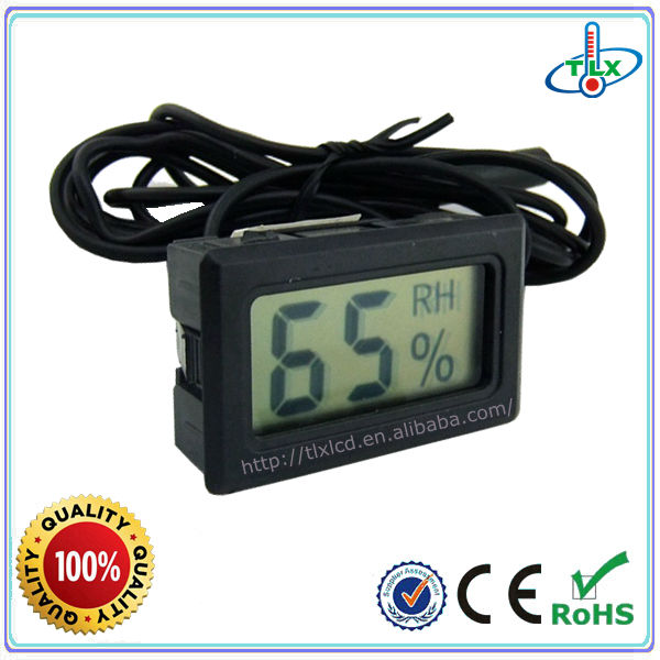 Small Electronic Recording Hygrometer