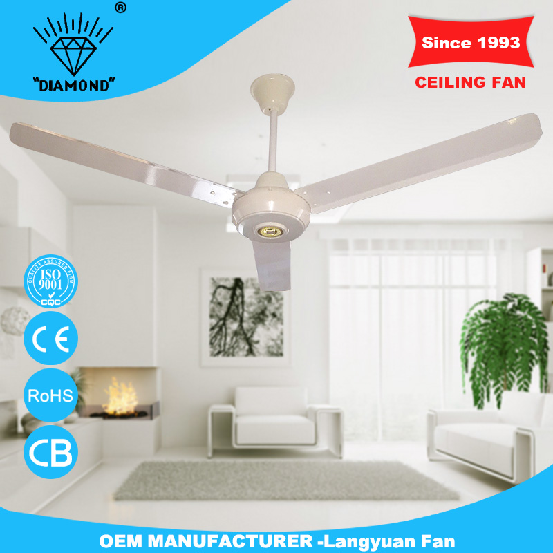 Wholesale custom 56inch modern decorative ceiling fan blades with low noise