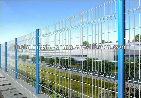 welded wire mesh fence(manufacturer)/garden enclosures screens fences