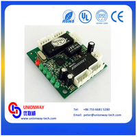 Factory offer high quality PCBA circuit offer cell phone battery protective printed circuit board