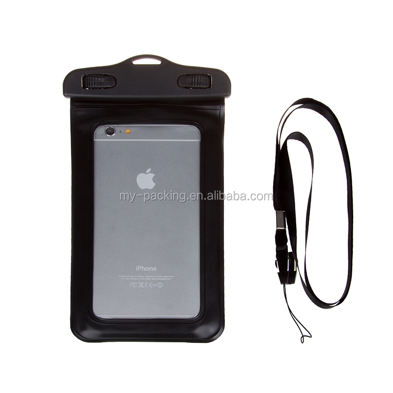 PVC waterproof bag/Waterproof Mobile Phone Case