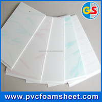 White PVC Foam Board / PVC foam sheet /PVC free form sheet