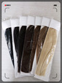 Indian Remy Human Hair Weaving Double Drawn Indian Human Hair Weft