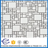 MY3096 Hot foshan ceramic mosaic tile plant stand