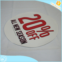 hot sale cheap customized posters save fuel save environment