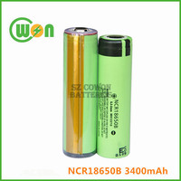 NCR18650B Battery for Panasonic NCR18650B 3400mAh Battery Cell