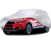 SUV Sun Shade UV Protection Waterproof Snow Portable Car Cover