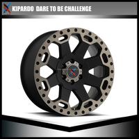 4X4 SUV offroad alloy wheel replica wheels of blackrhino warload