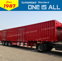 supply 3 tandem axle / 12 aluminum wheels 12 enclosed trailers with heavy duty trailer chassis