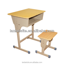 Made in China!School furniture, adjustable student desk and chair,cheap study table