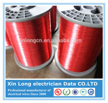 Insulated Enamel CCA Magnet Wire for Electromagnetic Coil