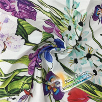 Good quality sell well china new fashion digital printing 100% cotton 3d fabric