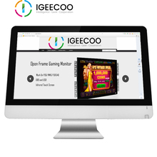 21.5 inch silver color led all in one pos <strong>system</strong> all in one from IGEECOO