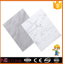 Natural stone white marble tile