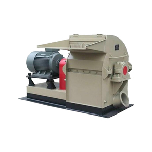 Hengmu Manufacture CE certificate dwc-22 firewood processor wood chipper
