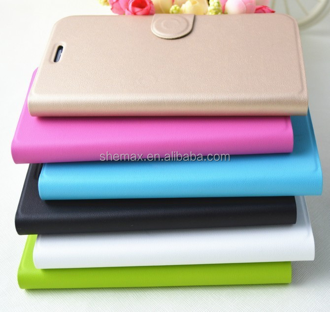 PU Leather Flip Cover Case for Samsung Galaxy Grand Duos gt-i9082