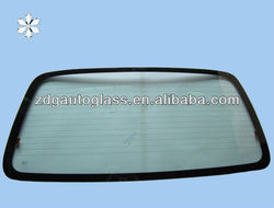 DOT Certification and Windshield Type heated windscreen