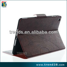 stand wallet pu leather case for apple ipad 5
