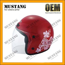 DOT CE Approval Good Price Customized Bicycling Ladies Helmet