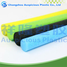 bright color polyethylene foam water noodle pool noodles