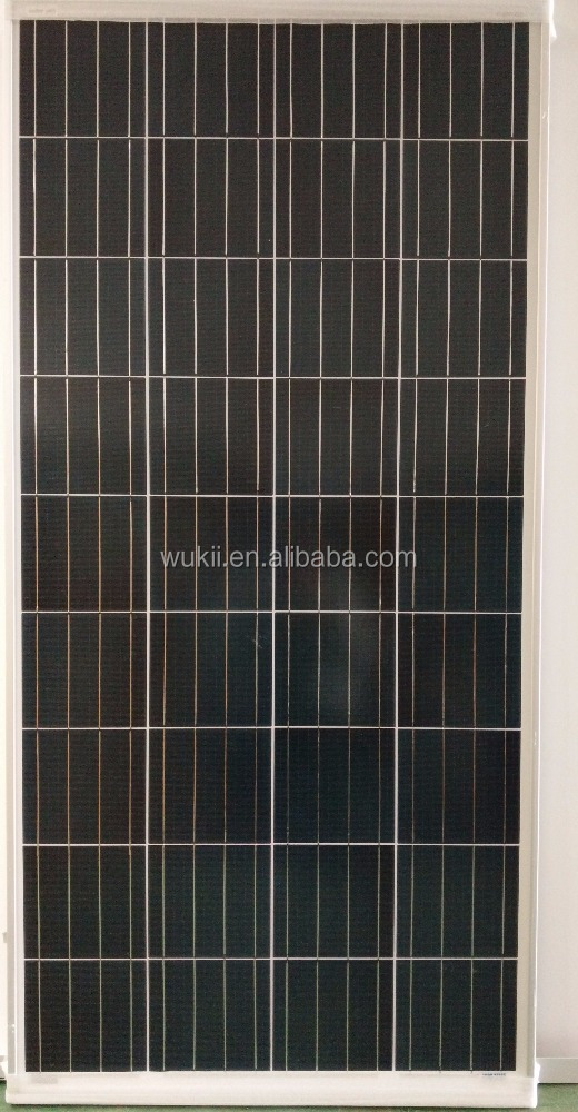 120W Poly Solar Panel Modules, Solar Street Light, Solar Cell, Solar System