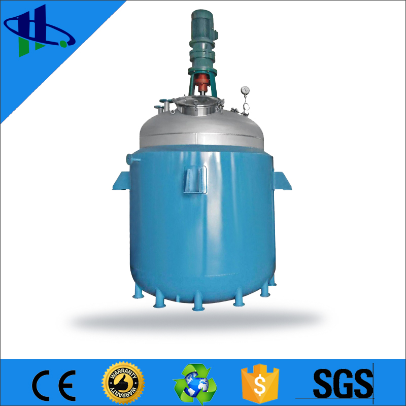 Automatic Reaction Kettle continuous stirred tank chemical reactor