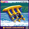 Wholesale durable banana boat inflatable fly fish tube